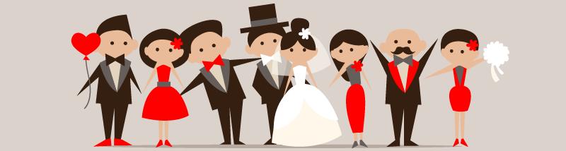 Peggiori situazioni nozze