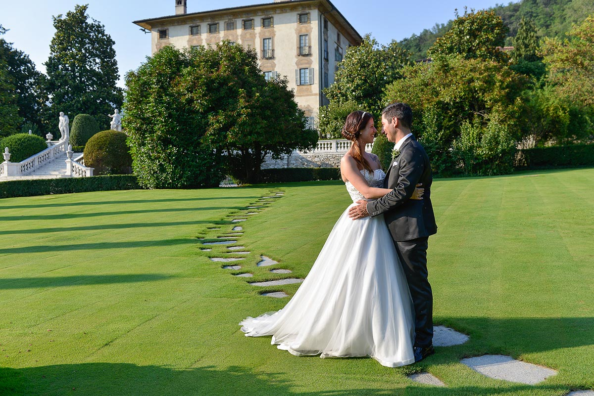 Negativopositivo - Fotografi ufficiali matrimonio in Villa